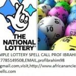 Lottery Spells to Win the Mega Millions Jackpot Call +27785149508