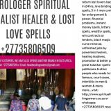 APPROVED MIRACLE SPIRITUAL HERBALIST HEALER & SPELL CASTER +27735806509