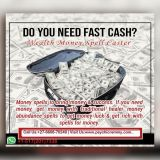 Money Spell Caster to Make You Rich Using Money Spells That Work Overnight+27660670249